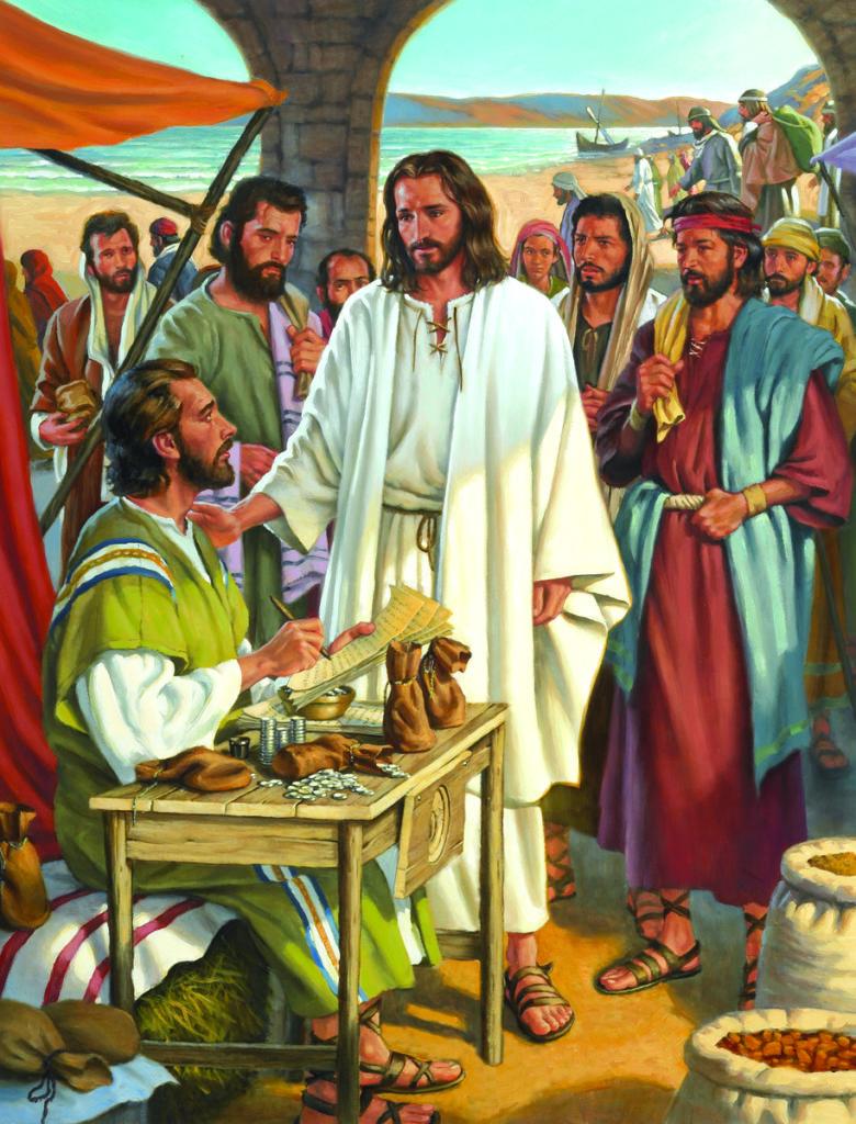 St. Matthew The Apostle – Urho, The Way